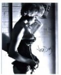 Vera Day  Quatermass 2, Womaneater, HAMMER HORROR Genuine Signed Autograph 10 x 8 COA 2707